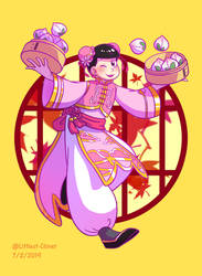 Chinese New Year Totty