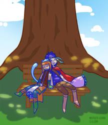 Ike and Ranulf