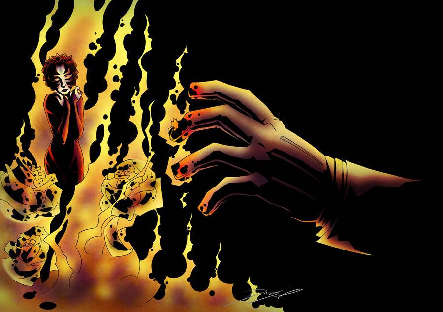 Firebrand by Simokaos