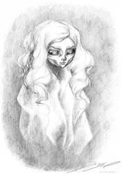 Little ghost by Simokaos