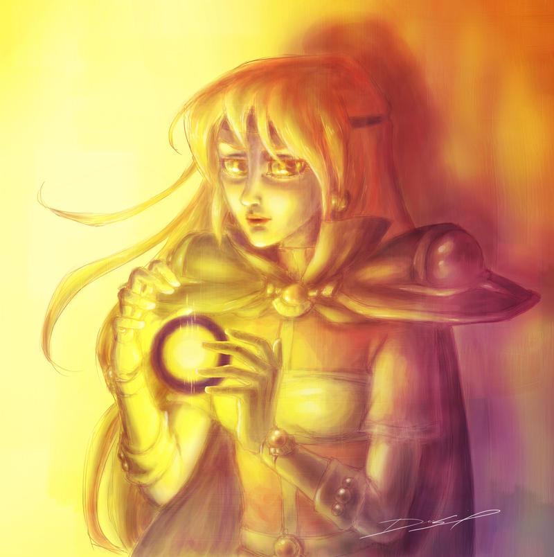 Golden by Simokaos