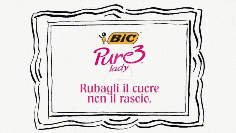 Bic Pure 3 lady - Razor by Simokaos