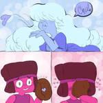 their love is............a homerun
