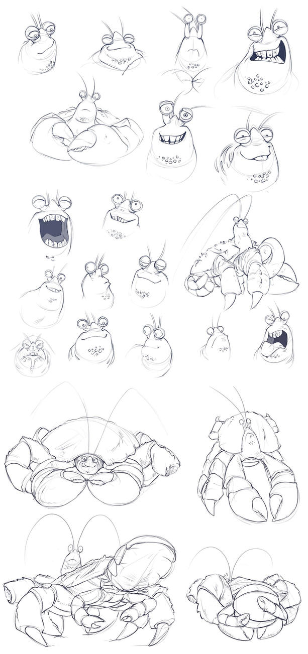 Tamatoa by we-were-in-love