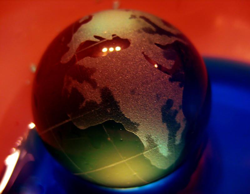 Earth... by HA91