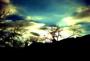 Heaven Aloof by HA91