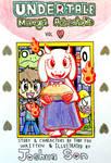 Undertale Manga Adventure Vol.1 Cover Page