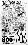 Undertale Manga Adventure Vol.1 (Pg.19)