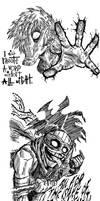Super Intense Villains!! by Josh-S26