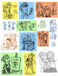 Froppy Doodle Dump by Josh-S26