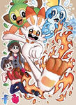 .:Fanart:. Welcome to the Galar Region!!