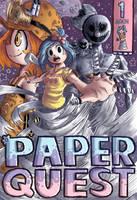Paper Quest Vol.1 Cover