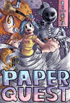 Paper Quest Vol.1 Cover by Josh-S26