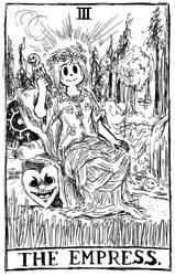 .:Art Challenge:. Tarot by Josh-S26