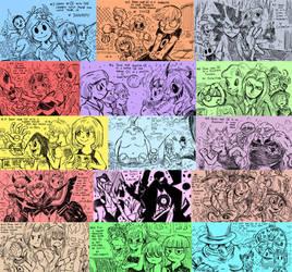.:Art Challenge:. Season 1 Finale by Josh-S26