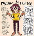 Fruit Salad - Passion Fruit