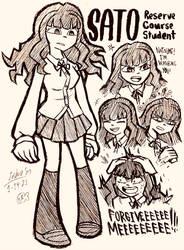 Sato Doodles