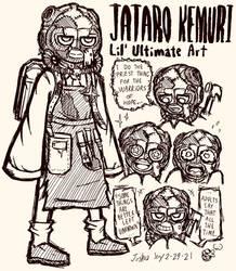 Jataro Kemuri Doodles