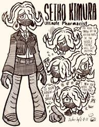 Seiko Kimura Doodles