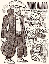 Mondo Owada Doodles