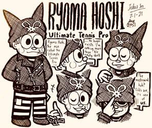 Ryoma Hoshi Doodles