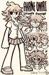 Akane Owari Doodles