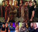 Tributes of Hunger Games