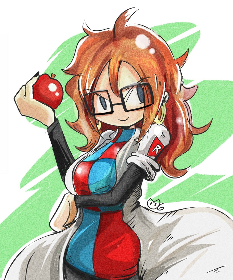 Android 21 by Taise-Z