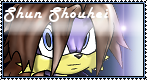 Shun Shouhei Stamp by XaveNDaNirvana