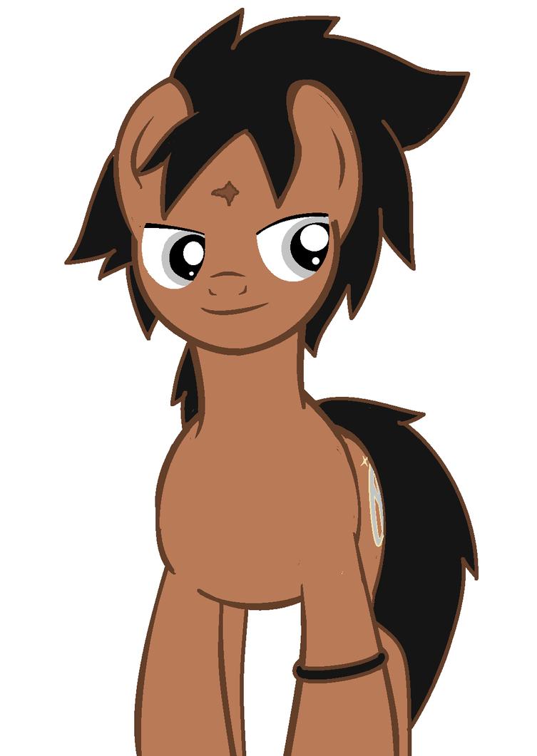 Xavier (Pony Version) by XaviertheHedgehog66
