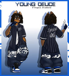 Ref Commission: Young Duece! [C]