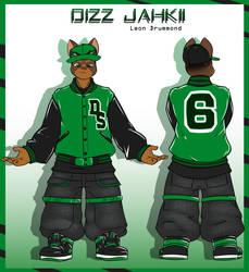 Ref Commission: Dizz Jahkii! [C]