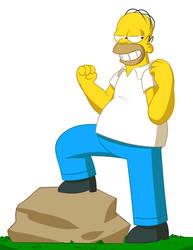 Super Quickie: Homer Simpson