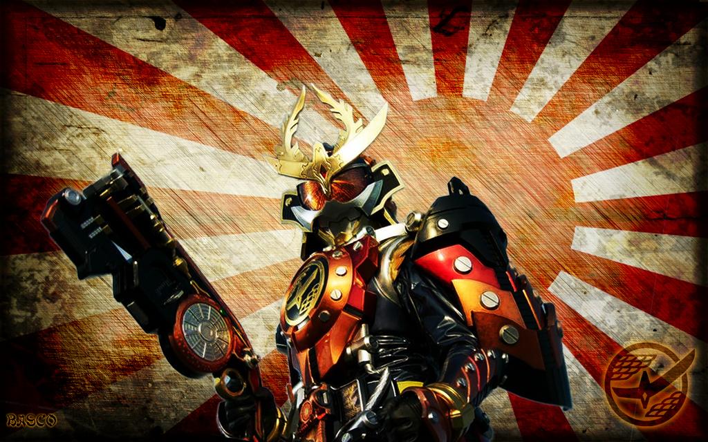 Kamen Rider Gaim Kachi...