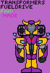 Transformers:Autobot Fueldrive (fanmade)