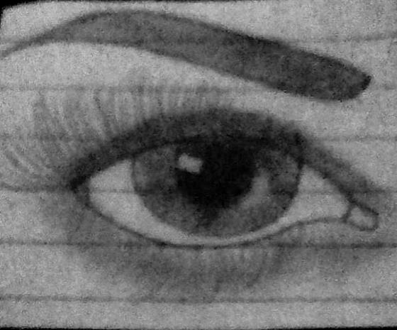 Realistic eye (Improvement) by dj2k17