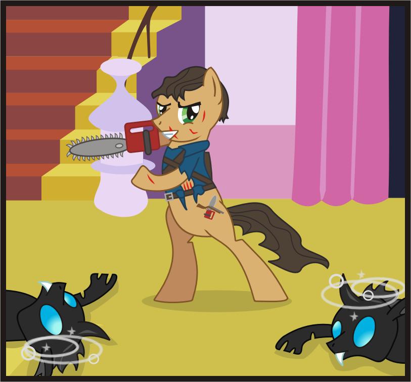 Ashley Pony Williams by Goofycabal