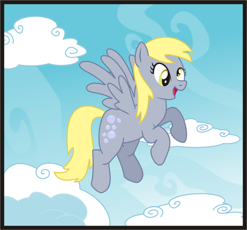 Derpy Hooves by Goofycabal