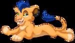 Raffle Prize: Leon the lion