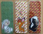 Bookmarks - Bambi by LittleHybridShila