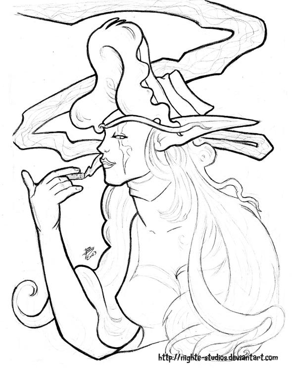 Lehan Mucha Sketch by nighte-studios