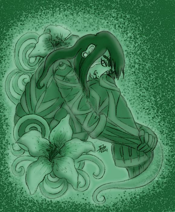 Meesay's Character by nighte-studios