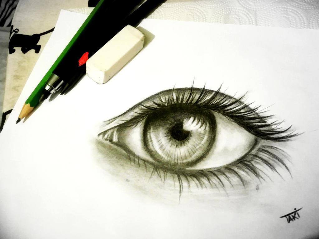 eye by takiGracjan