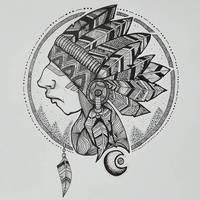 illustration - indien by AASKA-CREA