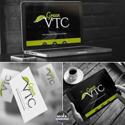 Logo Green VTC  by AASKA-CREA