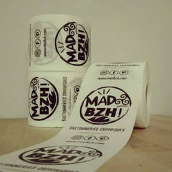 stickers MAD BZH !