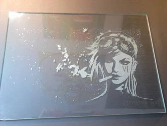 Vi Glass Engraving