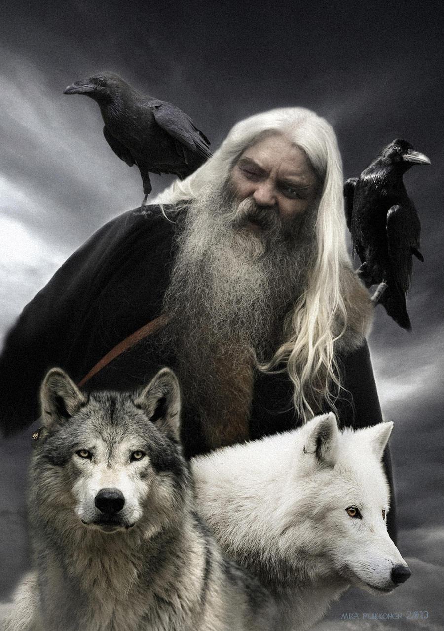 Odin by EgilSterkr