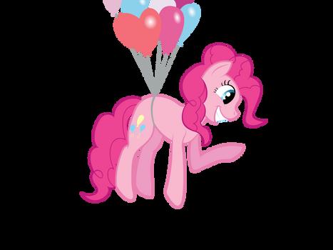 Floaty Pinkie