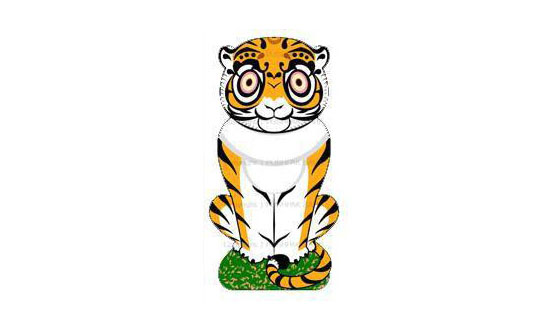 TIGER BENGALI TOY Inspiration PREVIEW by kuhios